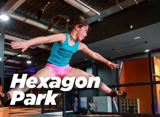 hexagon park